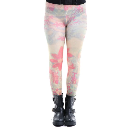 LEGGING ESTAMPADO TATTOO JAPONES