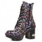 NEW ROCK NEOTYRE FLOWER AMERICA LILA