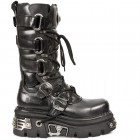 Botas New Rock Unisex con Hebillas