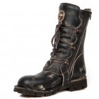 BOTAS NEW ROCK MARRON DESGASTADO